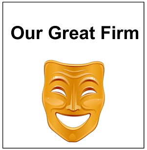 Our Great Firm