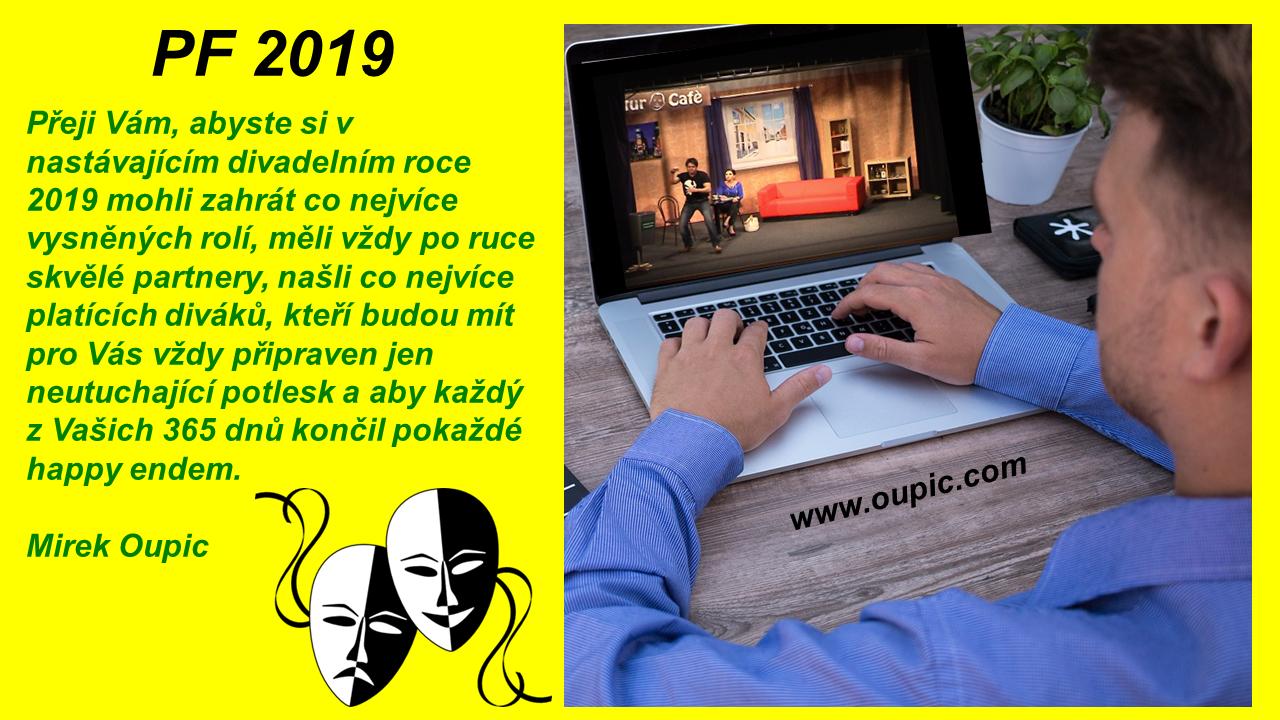 PF 2018 - divadlo