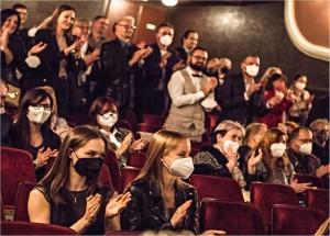 Spokojene publikum - new